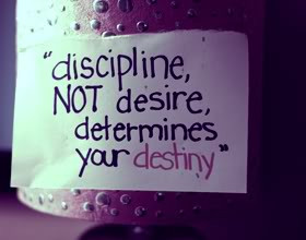 Discipline Quotes & Sayings