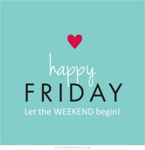 Happy Friday Good Morning