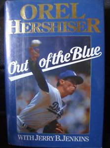Out of the Blue by Jerry B Jenkins Orel Hershiser