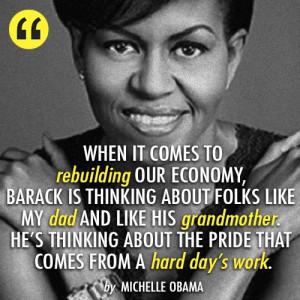 "Michelle Obama – ""How hard you work"". Analiză Critică a ..."