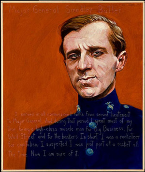 Truth: Major General Smedley Butler