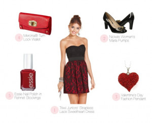 Cute Valentine's Day Outfit Ideas