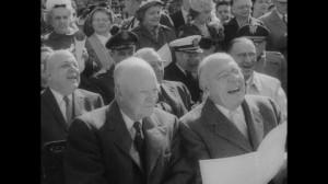 Mamie Eisenhower, Gettysburg, Ex-President, Returning (Place), Dwight ...