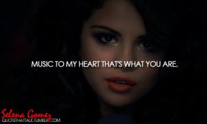 Selena Gomez Tumblr Quotes Selena gomez quotes