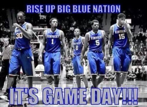Game day!!!