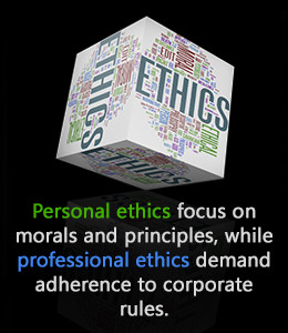 Without ethics, man has no future. This is to say, mankind without ...