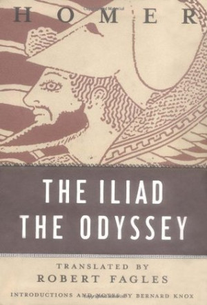 """Start by marking """"The Iliad/The Odyssey"""" as Want to Read:"""