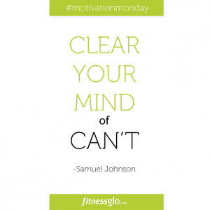 """... up, try to """"Clear Your Mind of Can't"""", Continue reading"""