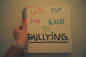 Stop bullying quotes