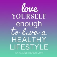 Healthy Lifestyles Quotes