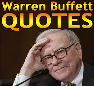 Here are some of the best quotes by Warren Buffett, arguably the best ...