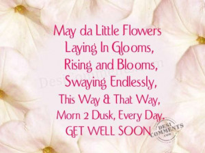 Best Get Well Soon Quotes On Images - Page 10