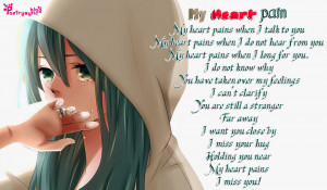 Love Painful Sad Poems Collection and Image