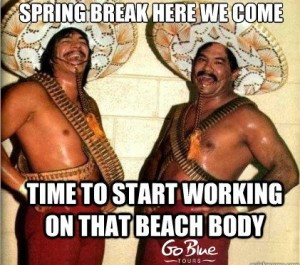 Reserve Your Vacation, Brag About It Online with Spring Break Memes