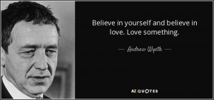 Andrew Wyeth Quotes