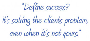 Texas AirSystems_Success Quote