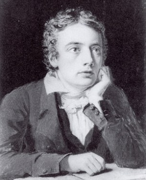 Poet John Keats came in third place with his letter to his next door ...