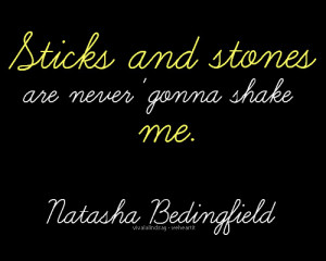 lyrics, natasha bedingfield, pocket full of sunshine, quote