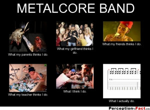 metal core bands