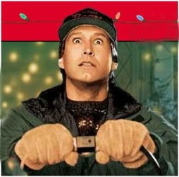 Chevy Chase Christmas Vacation Lights To spend christmas in.