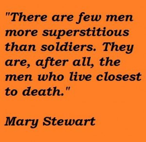 Mary stewart famous quotes 3