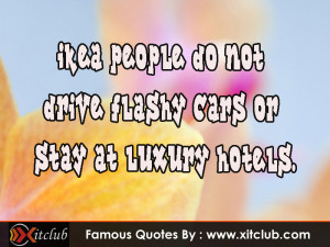 Famous Quotes About Cars