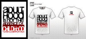 Adulthood - Original Quotes Challenge Entry by xxxThePretentiousxxx