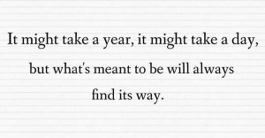 It will find a way - quote