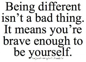 Being Different Quotes|Being Unique Quotes. : Inspirational Quotes
