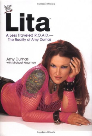 Wwe Lita All About The