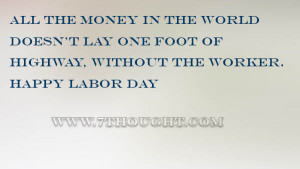 Labor Day Messages 2014
