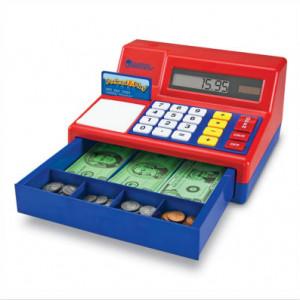 Toy Cash Register Play Set