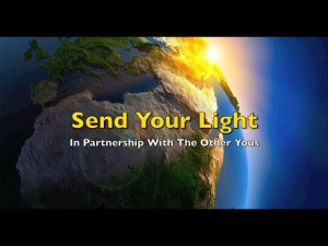 Send your Light - in Unity with all the other Yous..