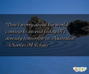 Australia Quotes