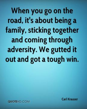 Quote About Family Being Together