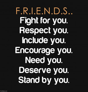 Good And Ture Friends Pictures With Quote About Friendship