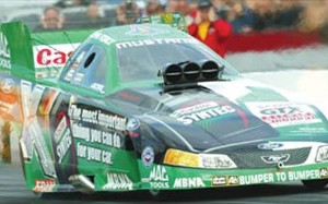 Funny Car Th Anniversary Snap On Will Hit Track August 9