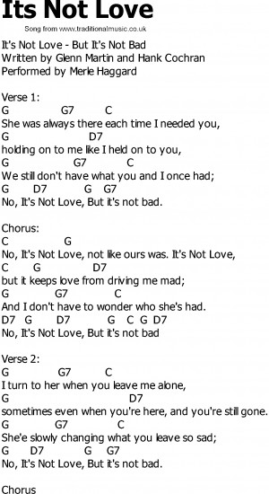 Country Song Lyric Quotes Old country song lyrics with