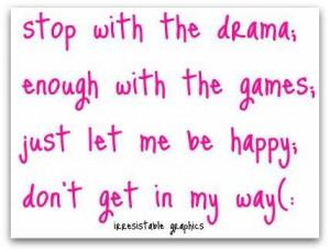 quotes about drama quotes about drama quotes about drama real people ...