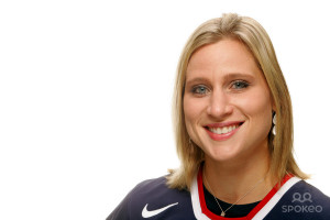 Angela Ruggiero Hockey USA