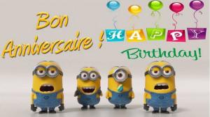 happy birthday minions happy birthday minions happy birthday minions ...
