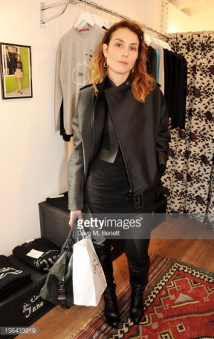 Bicester Village Launch The Bella Freud Pop Up Boutique News Photo