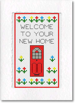Welcome To Your New Home' image
