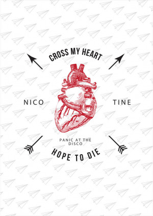 Panic At The Disco - Nicotine by chymarariot