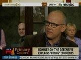John Heilemann on 'Morning Joe': Mitt Romney's Out-of-Context Quotes