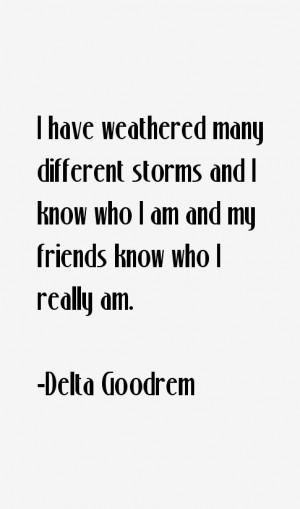 Delta Goodrem Quotes & Sayings