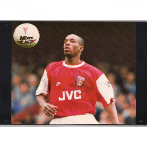 ian wright this is a fabulous a4 size colour picture of ian