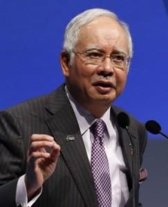 Najib Razak, Prime Minister of Malaysia, WEF Speech, London, UK; 29th ...