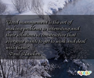 Quote On Change In Management Video