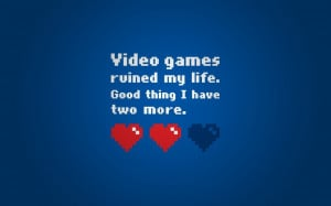 Video Game Quotes